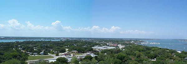 600px-St._Augustine_Anastasia_Island_north_pano01